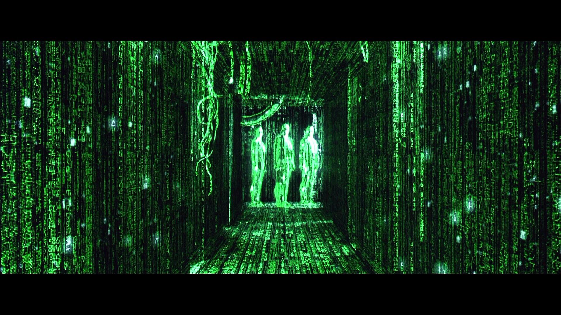 看电影——《黑客帝国》